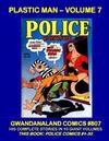 Cover for Gwandanaland Comics (Gwandanaland Comics, 2016 series) #807 - Plastic Man - Volume 7
