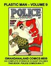 Cover for Gwandanaland Comics (Gwandanaland Comics, 2016 series) #809 - Plastic Man - Volume 9