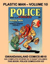 Cover for Gwandanaland Comics (Gwandanaland Comics, 2016 series) #810 - Plastic Man - Volume 10