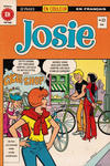 Cover for Josie (Editions Héritage, 1974 series) #33