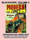 Cover for Gwandanaland Comics (Gwandanaland Comics, 2016 series) #818 - Blackhawk: Volume 4
