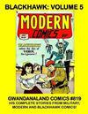 Cover for Gwandanaland Comics (Gwandanaland Comics, 2016 series) #819 - Blackhawk: Volume 5