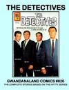 Cover for Gwandanaland Comics (Gwandanaland Comics, 2016 series) #820 - The Detectives