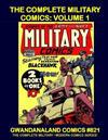 Cover for Gwandanaland Comics (Gwandanaland Comics, 2016 series) #821 - The Complete Military Comics: Volume 1