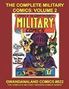 Cover for Gwandanaland Comics (Gwandanaland Comics, 2016 series) #822 - The Complete Military Comics: Volume 2