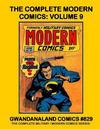 Cover for Gwandanaland Comics (Gwandanaland Comics, 2016 series) #829 - The Complete Modern Comics: Volume 9