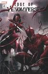 Cover Thumbnail for Edge of Venomverse (2017 series) #1 [Variant Edition - Francesco Mattina Cover A]