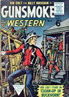 Cover for Gunsmoke Western (L. Miller & Son, 1955 series) #5