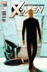 Cover Thumbnail for Astonishing X-Men (Marvel, 2017 series) #7 [Incentive Phil Noto Cover]