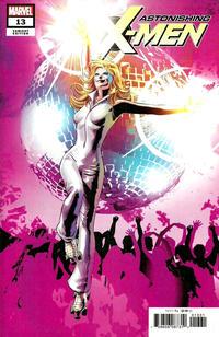Cover Thumbnail for Astonishing X-Men (Marvel, 2017 series) #13 [Mike Deodato Jr.]