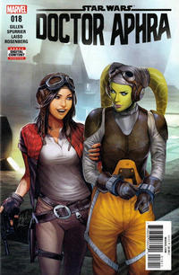 Cover Thumbnail for Doctor Aphra (Marvel, 2017 series) #18 [Ashley Witter]