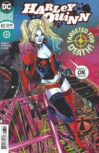 Cover Thumbnail for Harley Quinn (DC, 2016 series) #43