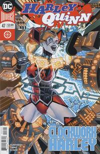 Cover Thumbnail for Harley Quinn (DC, 2016 series) #47