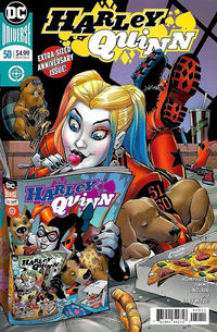 Cover Thumbnail for Harley Quinn (DC, 2016 series) #50