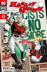 Cover Thumbnail for Harley Quinn (DC, 2016 series) #51