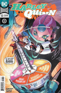 Cover Thumbnail for Harley Quinn (DC, 2016 series) #53