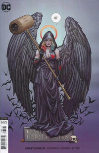 Cover Thumbnail for Harley Quinn (DC, 2016 series) #49 [Frank Cho Cover]