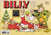 Cover Thumbnail for Billy julehefte (Hjemmet / Egmont, 1970 series) #2018