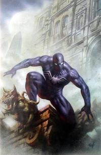 Cover Thumbnail for Amazing Spider-Man (Marvel, 2018 series) #1 (802) [Variant Edition - Sanctum Sanctorum Exclusive - Lucio Parrillo Virgin Cover]