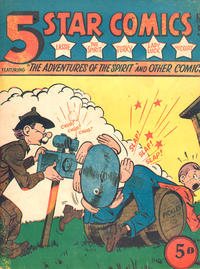 Cover Thumbnail for 5 Star Comics (Times Printing Works, 1950 ? series) #5