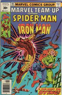 Cover Thumbnail for Marvel Team-Up (Marvel, 1972 series) #48 [30¢]