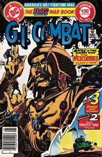 Cover Thumbnail for G.I. Combat (DC, 1957 series) #261 [Canadian]