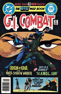 Cover Thumbnail for G.I. Combat (DC, 1957 series) #264 [Canadian]