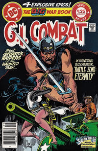 Cover Thumbnail for G.I. Combat (DC, 1957 series) #257 [Canadian]