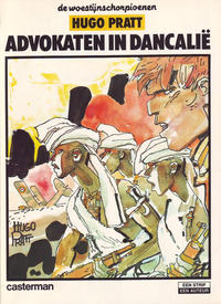 Cover Thumbnail for Advokaten in Dancalië (Casterman, 1982 series)