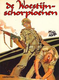Cover Thumbnail for De Woestijnschorpioenen (Casterman, 1977 series)