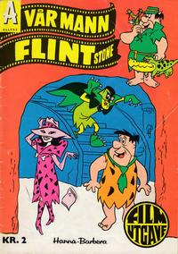 Cover Thumbnail for Vår mann Flintstone filmutgave [Familien Flint] (Allers Forlag, 1966 series)