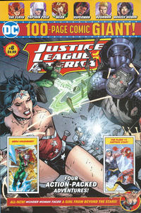 Cover Thumbnail for Justice League Giant (DC, 2018 series) #6