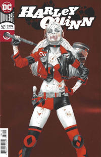 Cover Thumbnail for Harley Quinn (DC, 2016 series) #52