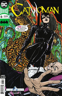 Cover Thumbnail for Catwoman (DC, 2018 series) #6