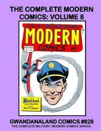 Cover Thumbnail for Gwandanaland Comics (Gwandanaland Comics, 2016 series) #828 - The Complete Modern Comics: Volume 8