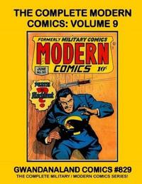 Cover Thumbnail for Gwandanaland Comics (Gwandanaland Comics, 2016 series) #829 - The Complete Modern Comics: Volume 9
