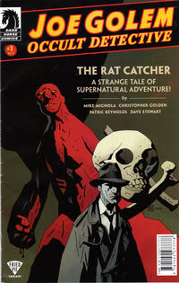 Cover Thumbnail for Joe Golem (Dark Horse, 2015 series) #1 [Fried Pie Exclusive - Mike Mignola]