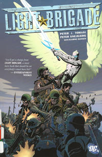 Cover Thumbnail for The Light Brigade (DC, 2005 series)