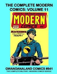 Cover Thumbnail for Gwandanaland Comics (Gwandanaland Comics, 2016 series) #841 - The Complete Modern Comics: Volume 11