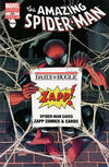 Cover Thumbnail for The Amazing Spider-Man (1999 series) #666 [Variant Edition - Zapp! Comics & Cards Bugle Exclusive]
