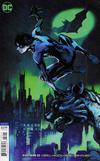 Cover Thumbnail for Nightwing (2016 series) #52 [Kamome Shirahama Cover]