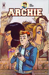 Cover for Archie (Archie, 2015 series) #8 [Cover C Faith Erin Hicks]