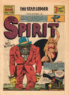 Cover for The Spirit (Register and Tribune Syndicate, 1940 series) #9/1/1940 [Newark NJ Edition]