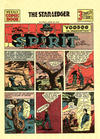 Cover for The Spirit (Register and Tribune Syndicate, 1940 series) #6/23/1940 [Newark NJ Edition]