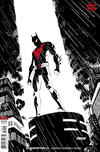 Cover for Batman Beyond (DC, 2016 series) #24 [Dave Johnson Cover]