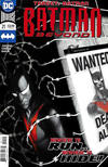 Cover for Batman Beyond (DC, 2016 series) #21