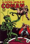 Cover for La Espada Salvaje de Conan el Bárbaro (Novedades, 1988 series) #22
