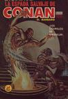 Cover for La Espada Salvaje de Conan el Bárbaro (Novedades, 1988 series) #27