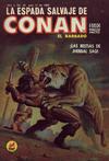 Cover for La Espada Salvaje de Conan el Bárbaro (Novedades, 1988 series) #29