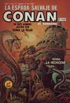 Cover for La Espada Salvaje de Conan el Bárbaro (Novedades, 1988 series) #31